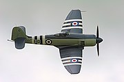 Sea Fury - RNAS Yeovilton 2006 (2378579482).jpg