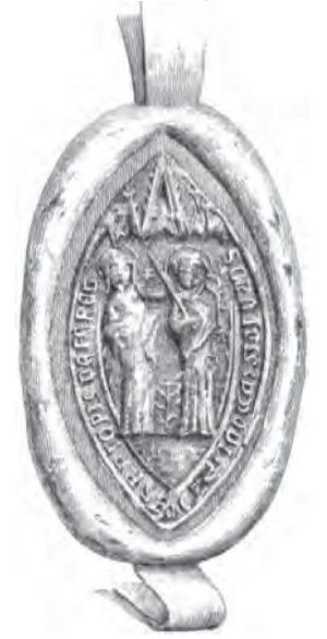 Perth Charterhouse - Image: Seal of Perth Charterhouse