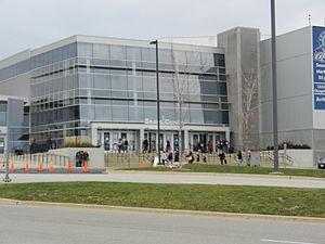 Sears Centre - Image: Sears Centre 2