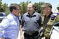 SecDef Carter in Israel 2015 (19724036438).jpg
