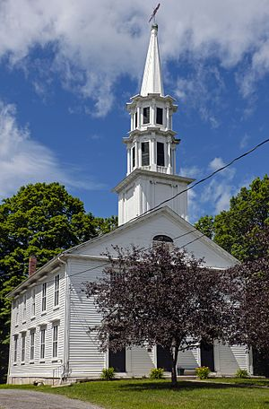 Dover Plains, New York - Second Baptist Church of Dover Plains