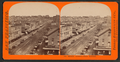 Second Street, from Market, from Robert N. Dennis collection of stereoscopic views.png