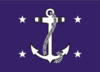 Flag of the Secretary of the Navy