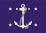 Flag of the United States Secretary of the Navy.