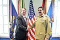 Secretary of Defense Ash Carter and Pakistan's Chief of Army Staff General Raheel Sharif.jpg