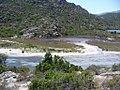 Sentier du littoral - Fiume Santu & the sea near Puntalle-the river - panoramio - jeffwarder.jpg