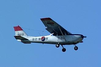 Cessna T-41 Mescalero - Cessna T-41B of the Republic of Korea