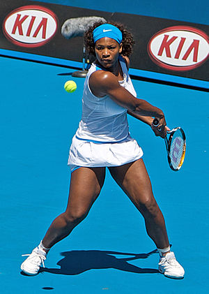 2009 WTA Tour Championships - Serena Williams won her 10th and 11th Grand Slams at the Australian Open and Wimbledon