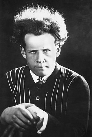 Sergei Eisenstein - Eisenstein in St. Petersburg, 1910s