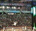 Shane McMahon performing a shooting star press at WrestleMania 33.jpg