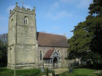 Shawell - All Saints Church, Shawell