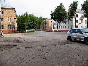 Shchyokino (town), Tula Oblast - In Shchyokino