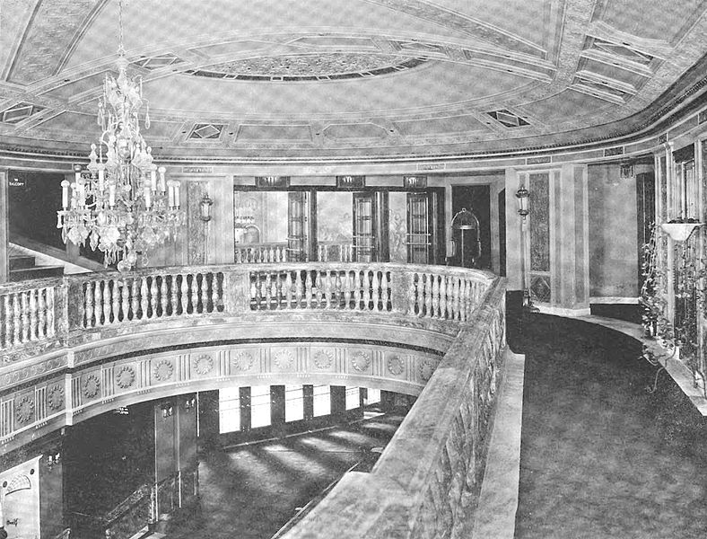 File:Sheridan Theatre lobby and mezzanine promenade.jpg