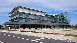 Shimotsuke, Tochigi - Shimotsuke City Hall