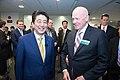 Shinzō Abe and Michael Pillsbury.jpg