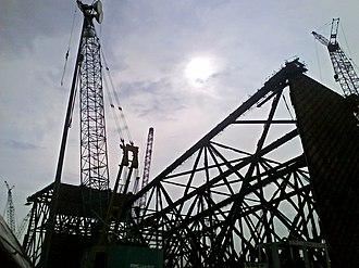 Malaysia Marine and Heavy Engineering - MHB Shipyard in 2008