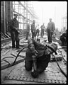 Shipyard riveter, September 1917 (MOHAI 5197).jpg