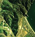 Shizukari Pass and Area Aerial Photograph.JPG