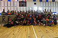 Shoot 'em up, Marines, children duke it out in Nerf battle 150410-M-BQ183-829.jpg