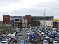 Shopping mall in Roques, Haute-Garonne, France.JPG