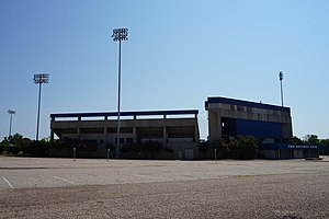 Fair Grounds Field - Image: Shreveport September 2015 014 (Fair Grounds Field)
