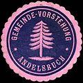 Siegelmarke Gemeinde-Vorstehung - Andelsbuch W0261705.jpg