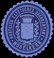 Siegelmarke Gräflich Eltzisches Oberrentamt Moselkern W0383564.jpg