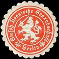 Siegelmarke Grossherzoglich Hessische Gesandschaft - Berlin W0223702.jpg