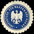 Siegelmarke Inspektion für Waffen und Gerät W0239452.jpg