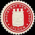 Siegelmarke Magistrat der Stadt Lychen W0311517.jpg