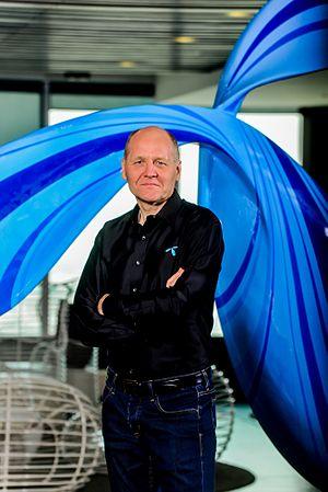 Sigve Brekke - Image: Sigve Brekke, EVP and Head of Asian operations, Telenor Group in H1 2014