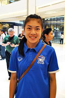 Silawan Intamee Thai footballer