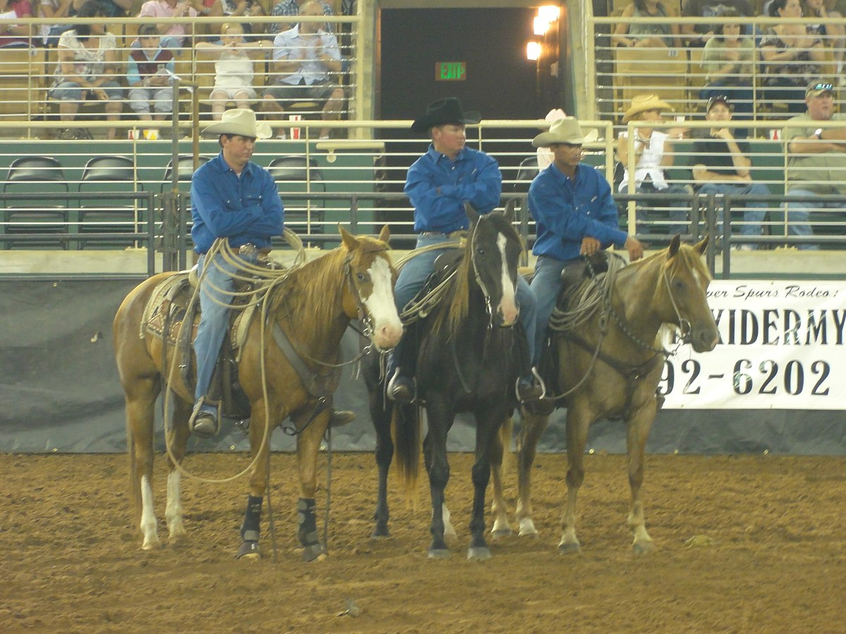 Silver Spurs Rodeo Wikipedia
