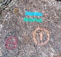 Simbologia dei sentieri su roccia - Noli.jpg