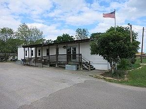Simonton, Texas - Image: Simonton TX Post Office