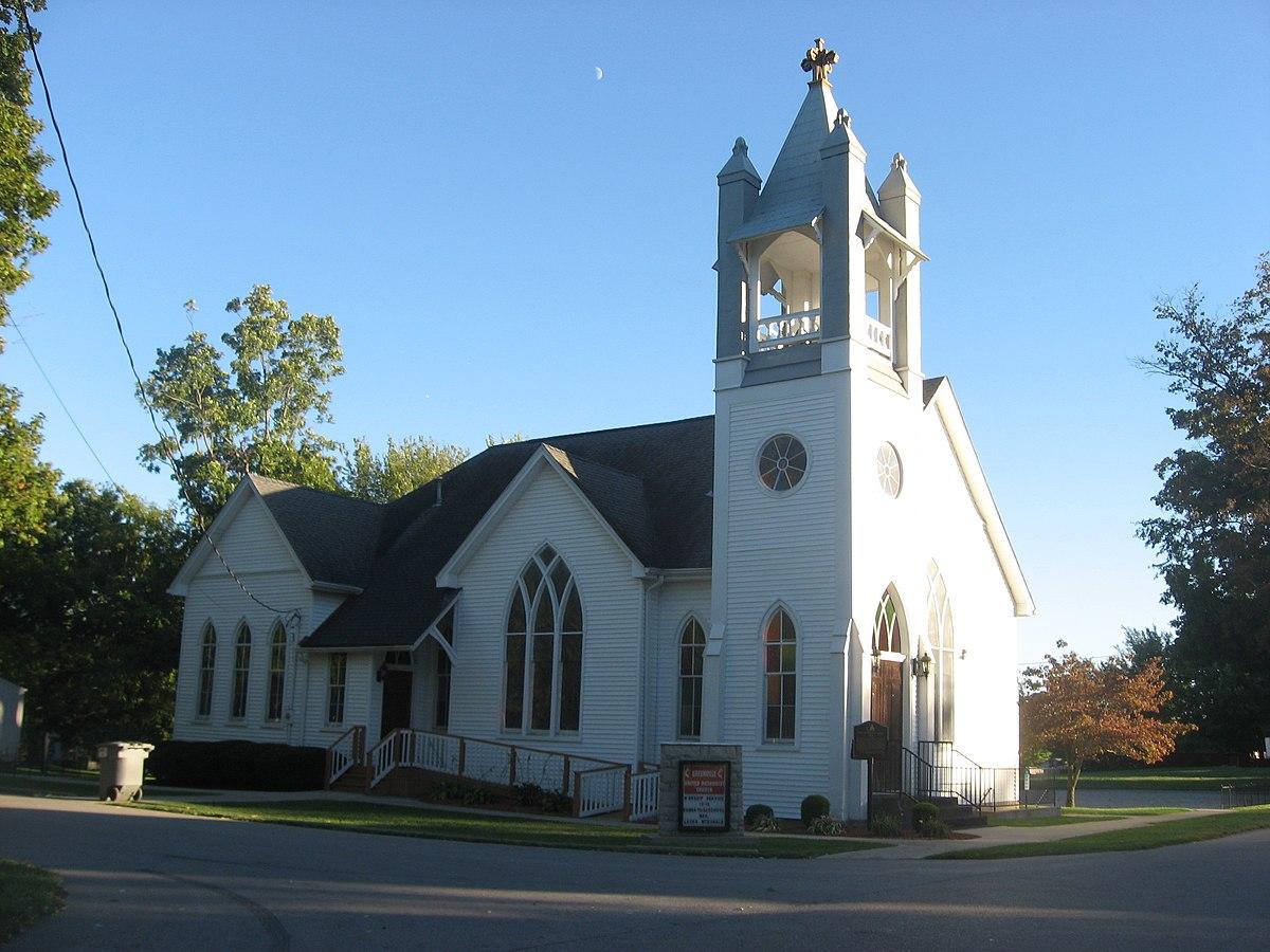 Simpson Memorial United Methodist Church Greenville