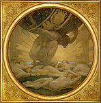 Singer Sargent, John - Atlas and the Hesperides - 1925.jpg