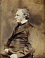 Sir William James Erasmus Wilson. Photograph by Ernest Edwar Wellcome V0028442.jpg