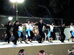 Sirtaki au festival du vin de Limassol