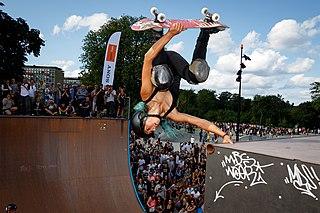 Lizzie Armanto Elizabeth Marika Armanto is an American-Finnish professional skateboarder.