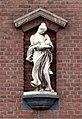 Skulptur am Haus Ulmenstraße 178, Düsseldorf-Derendorf.jpg