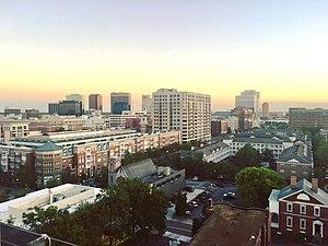 Downtown Norfolk, Virginia - Skyline of Downtown Norfolk