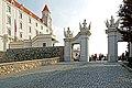 Slovakia-03091 - Leaving Bratislava Castle (32167165711).jpg
