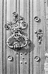 smeedwerk op deur - laag-caestert - 20072862 - rce