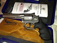 "Smith & Wesson Model 686 Pro Series 5"" 7 Shot Revolver"