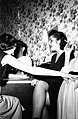 Smoking Christmas Party Central City New Orleans 1950s 01.jpg