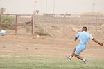 Soccer game in Baghdad, Iraq DVIDS172425.jpg