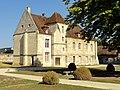 Soissons (02), abbaye Saint-Jean-des-Vignes, logis des abbés commendataires, vue depuis le sud-est.jpg