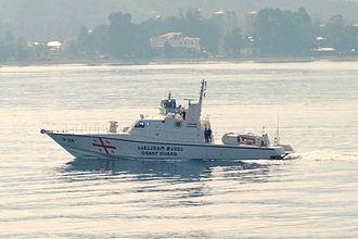 Coast Guard of Georgia - Georgian coast guard vessel Sokhumi, P-24