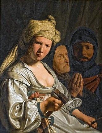 Deborah - Image: Solomon de Bray Jael, Deborah, and Barak